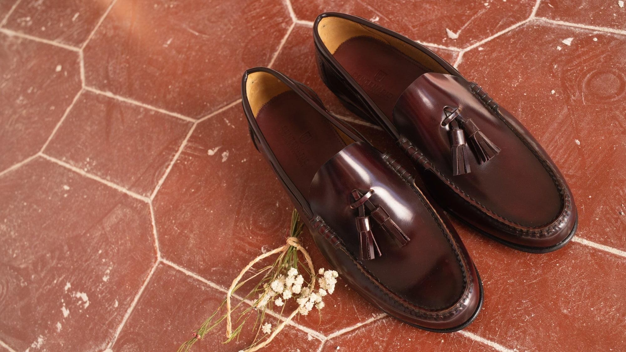 """Loafers para homem modelul """"luva"""" ideal para executivos"""
